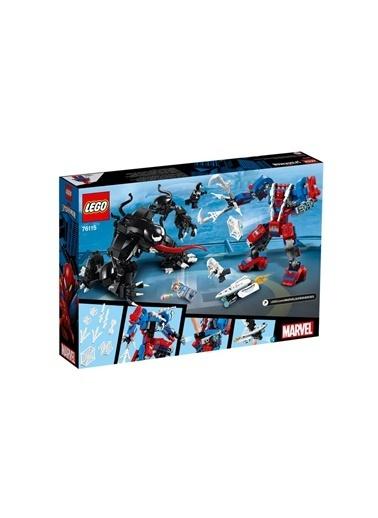Lego LEGO Süper Hero Spider Mech Vs Venom Renkli